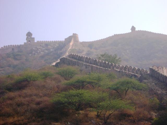 Jaipur The Walled City. Photo @ gacaffe.com