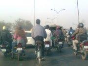 N.H 24 @9.10AM....INDIA