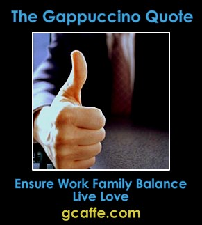 Thumbs Up - Say Yes To Work-Family Balance