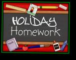 Dlf school holiday homework