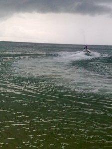 The Jet Ski... Wrrroommmmmmmmm