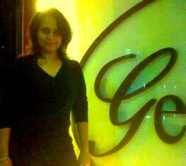Geetanjali Kaul, founder gcaffe.com