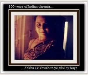 Geetanjali Kaul's Hundred Years of Indian Cinema @ gcaffe