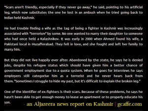 Aljazeera Report On KASHMIR