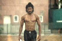 Farhan Akhtar as Milkha Singh