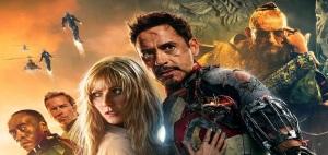Iron Man 3 cast