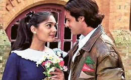 Rahul Roy and Annu Aggarwal in Aashiqui (1990)