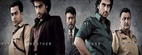Aurangzeb cast Arjun Kapoor, Prithviraj, Jackie Shroff, Rishi Kapoor