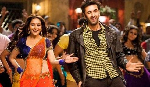 Madhuri Dixit dance in Ye Jawaani Hai Deewani