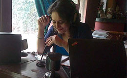 Geetanjali Kaul. Movie Time Podcast recording for Friday movie releases in India.