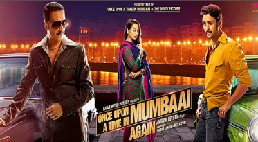 Once Upon A Time In Mumbai Dobaara release poster