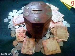 Painless ways of saving money. Photo copyright gcaffe.com