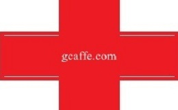 hospital doctor red cross