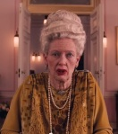 Tilda Swinton as Madame D in The Grand Budapest Hotel