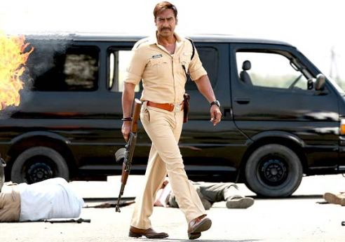 Singham-Returns Ajay Devgan