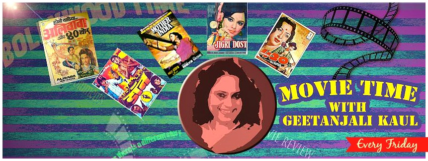 Movie Time with Geetanjali Kaul on G Caffe every Friday for India Box Office Releases
