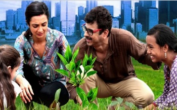 Aisa Yeh Jahaan 2015 New Indian Film Starring  Palash Sen Ira Dubey and Kymsleen Kholie